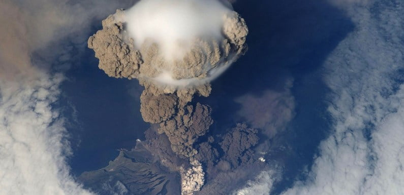 The Antarctic Volcano Can Give Us Major Health Problems In The Future!
