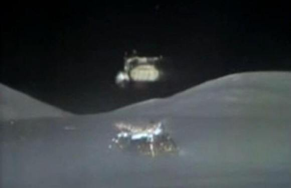 Thanks To Apollo 17, NASA Filmed Humans Leaving The Moon 42 Years Ago