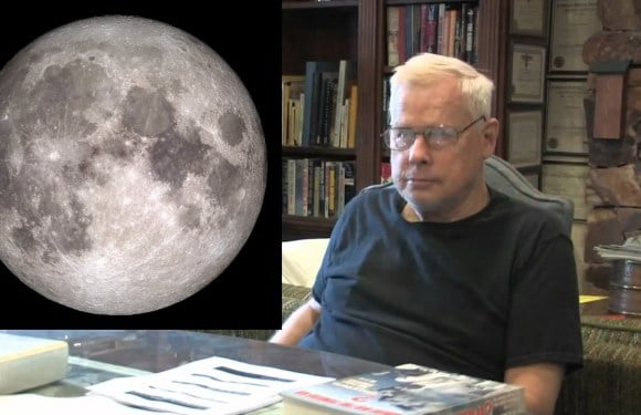 The Moon Has Over 250 Million Citizens, Claims A Former CIA Pilot