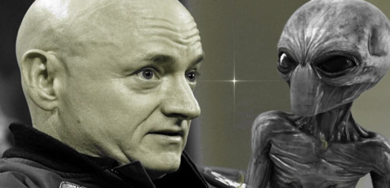 TOP Secret US Air Force Base Contains a Vast Complex With Aliens, Former Worker Claims