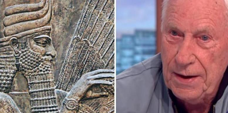 Apollo Astronaut Claims That Aliens Are Real And That They Created Mankind