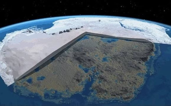 Russia Reveals That Antarctica Is Not What We Thought It Is!