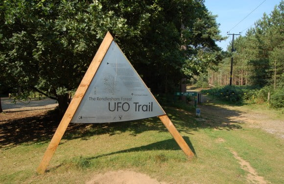 The Rendlesham Forest UFO Event: New Witness Heard US Airmen Mention 'Little People'