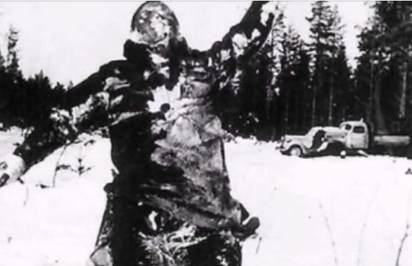 UFO Attack: Five Extraterrestrials Petrified 23 Russian Soldiers