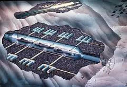 Does the US Navy Retain Secret Underwater Military Bases