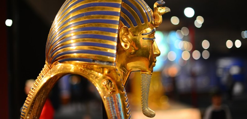 The Iron Dagger Of Tutankhamun Has Extraterrestrial Structure
