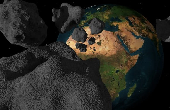 Don't Worry, An Asteroid Won't Collide With Earth In February