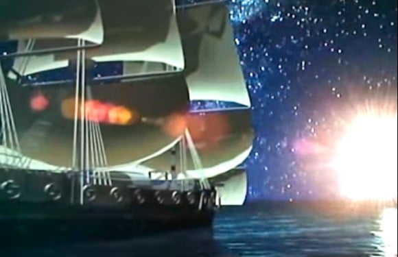 Did A UFO Help Christopher Columbus Discover America?
