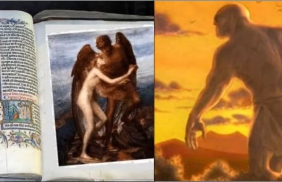 The Book Of Giants Describes The Destruction Of The Nephilim