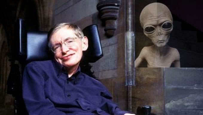 Stephen Hawking Warns: Alien Contact Will Destroy Humanity