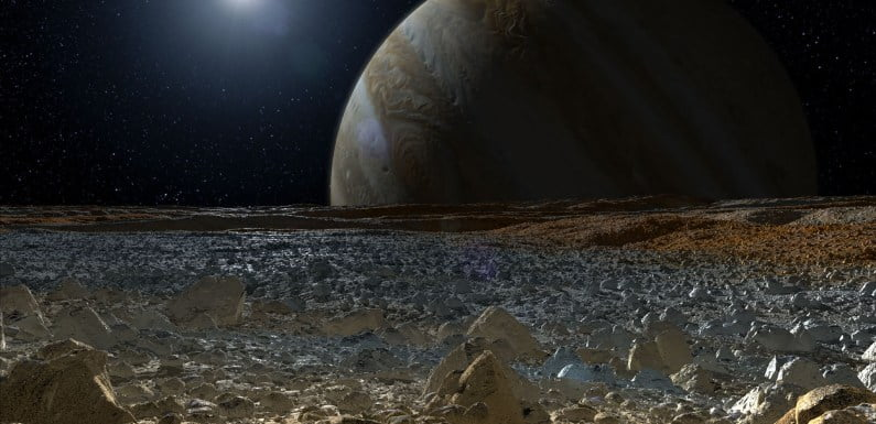 NASA Discovers That Jupiter's Moon Europa Could Hold Life