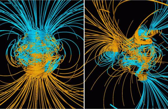 Scientists Worried Over Possible Position Reversal Of The Magnetic Poles