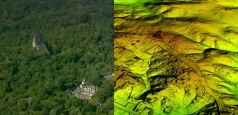 Over 60,000 Puzzling Maya Structures Discovered in Guatemala