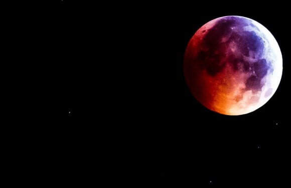 Rare Cosmic Spectacle: NASA Broadcasting The Super Blue Blood Moon