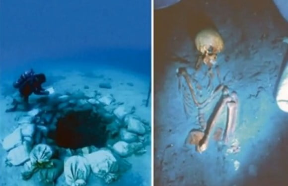 Meet Atlit Yam, The Most Fascinating Underwater City That Changed Human History