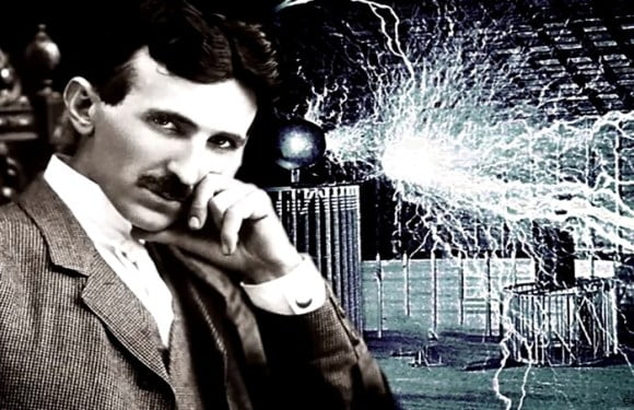 Nikola Tesla's UFO Was A Leading Edge Of His Time