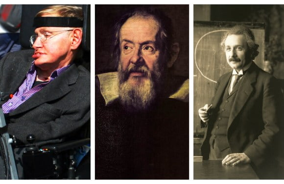 The Mysterious Connection Between Hawking, Galileo & Einstein
