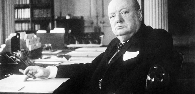 Winston Churchill's Secret Essay About Aliens Predicted Many Events Of Our Future