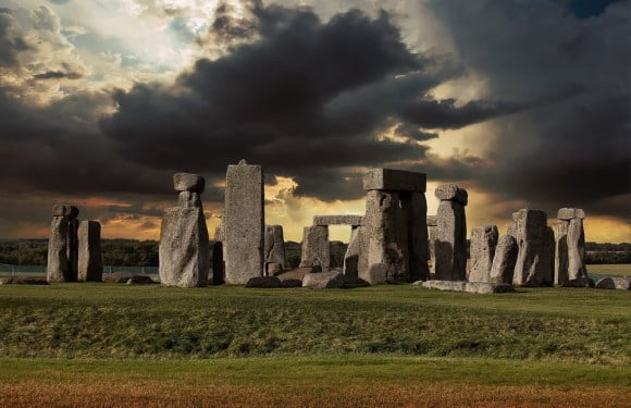 Stonehenge's Giant Stones Were In Place Millions Of Years Before Humans Existed