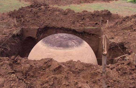 Researchers In Costa Rica Dig Up Perfectly Shaped Massive Stone Spheres