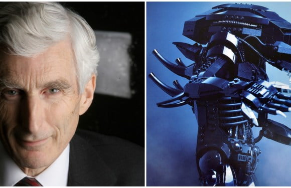 Royal Astronomer, Lord Martin Rees, Says Aliens Are Powerful Robotic Creatures