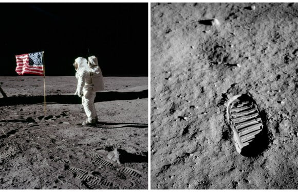 Moon Hoax: Expert 'Cracks' Whether The Moon Landings Were Faked
