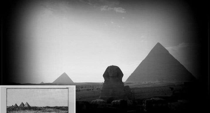 1,700's Book Describes A Black Fourth Pyramid On The Giza Plateau