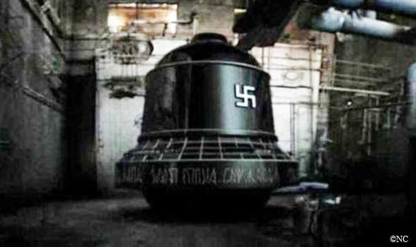 Nazi Bell: Top-Secret Technology Which Allowed Hitler To Travel Into Space