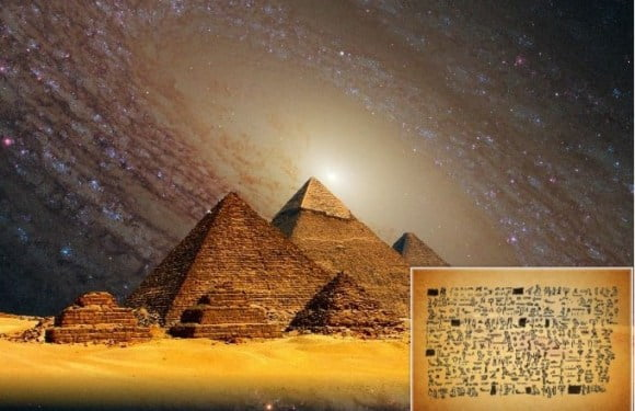The Tulli Papyrus Is The Oldest Record Of UFOs Flying Over Ancient Egypt