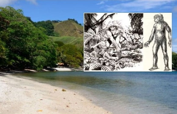True Giants: Giant Race Which Still Lives In The Solomon Islands