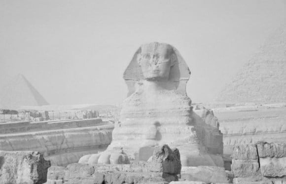 New Sphinx Statue Unearthed In Egyptian City Of Luxor