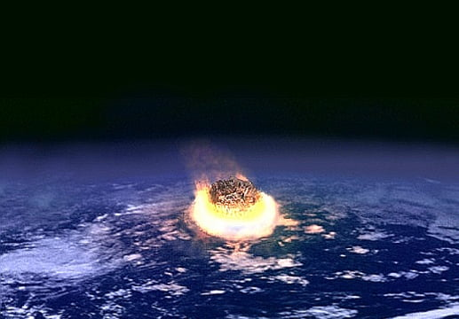 US Air Force Remains Silent After A Recent Mysterious Meteor Attack