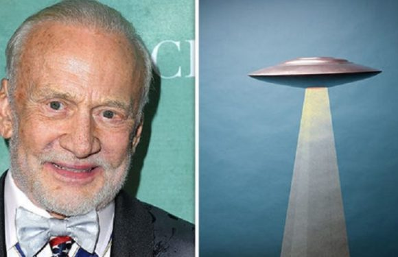 Buzz Aldrin Passes Lie Detector Test, Leaving Experts Convinced Alien Life Exists